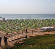 Necochea contará con playa pública y gratuita como la que tuvo Mar del Plata