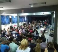 El Plenario de Suteba fue llevado a cabo en Lanús.