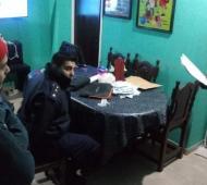 """Diez policías detenidos que integraban banda que extorsionaba a feriantes de La Salada para """"dejarlos trabajar"""""""