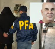 Detuvieron a presunto asesino del subcomisario Didoni, que murió en La Matanza