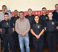 Lobos sumó diez nuevos policías y ya son 220 en el distrito
