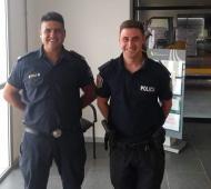 Un aplauso para Juan Muruaga y Luis Barbero