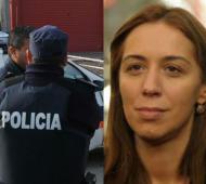 El custodio de Vidal se enfrentó con ladrones.