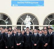 Ocho distritos tendrán la Policía Local en marzo de 2015.