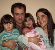 Los Pomar, desaparecidos durante 24 días, luego de fallecer en un accidente automovilístico.