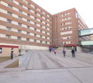 Obras para renovar la guardia del Hospital Posadas