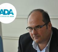 Olivera, de Tordillo, es el nuevo presidente de la Autoridad del Agua