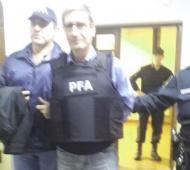 Cayó el profesor Anibal Prina, acusado de agredir la comitiva presidencial en La Pampa.