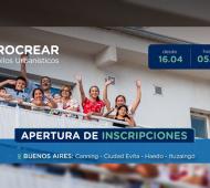 PROCREAR: Inscripción hasta el 5 de mayo para Canning, Ciudad Evita, Haedo e Ituzaingó