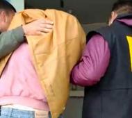 El hombre de 38 años estaba escondido en Chaco.
