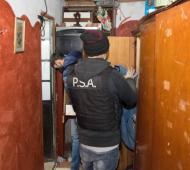 PSA desarticuló una banda que vendía droga al menudeo en el AMBA: Trece detenidos