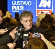 En las PASO, Gustavo Pulti, quedó en tercer lugar detrás del Frente de Todos y Juntos por el Cambio.