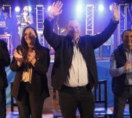 Lezama: Racciatti, del Frente de Todos, cerró la campaña y parte como favorito con apoyo de Consenso Federal