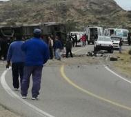 La tragedia de San Rafael dejó como saldo 15 muertos y 21 heridos