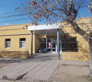 Hospital Gomendio, Ramallo.
