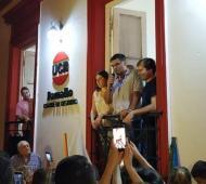 El radical Perie es el nuevo intendente en una elección para el infarto (Foto radio Meta)