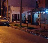 El violento robo ocurrió en la calle Urquiza de Ramos Mejía.