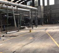 Trabajadores de ex Ran Bat encontraron fábrica vaciada