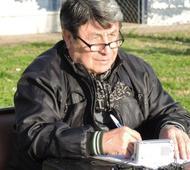 La víctima Raúl Caballero. Foto: El Eco