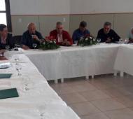 Nuevo encuentro de regionalización.