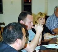 Carossi reponderá preguntas de los concejales. Foto: BTI