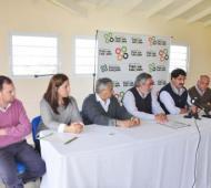 Reunión de intendentes de la Cuarta Sección. Foto: Infoecos