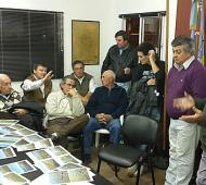 Selva junto a productores rurales. Foto: noticiasmercedinas