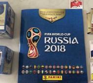 Se robaron 638 cajas con paquetes de figuritas del Mundial.