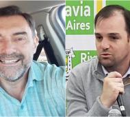 Rivadavia: La elección se define mano a mano entre Javier Reynoso y Néstor Policano