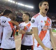 River se impuso por 2 a 0 ante Boca en el primer partido de la semifinal de la Copa Libertadores