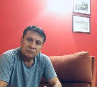 Carlos Rocha, el protagonista de la jornada electoral en Guido.