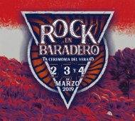 Rock en Baradero 2019 será el 2, 3 y 4 de marzo