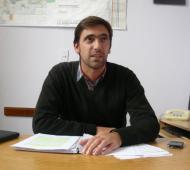 Iparraguirre reclamó por el regreso del tren a Tandil. Foto: La Opinión de Tandil.