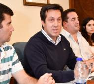 Ajuste en Necochea: Rojas no cobrará su sueldo y anunció un plan de reducción del salario de sus funcionarios