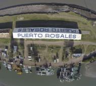 Puerto Coronel Rosales
