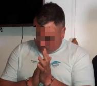 Delegado de UATRE detenido por robos