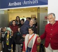 Rodríguez Saá irá al Vaticano para hablar sobre su política de refugiados.