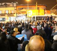 La protesta se sentirá en distintas ciudades de la Provincia.