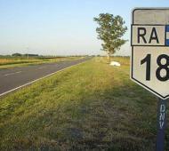 Ruta 188 entre Junín y Pergamino: Vialidad se hace cargo de la concesión el 29 de febrero