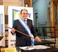 El radical José Luis Salomón fue reelecto con el 54%