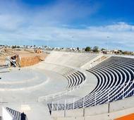 """Inauguración del anfiteatro de """"La Pedrera"""""""