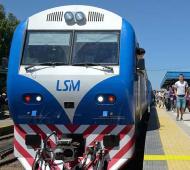 Retrasan hasta el lunes el corte del tren San Martín entre Villa del Parque y Retiro