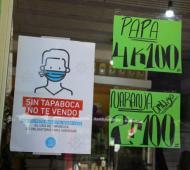 El municipio realiza una campaña de control en los centros comerciales