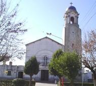 Santuario Jesús Misericordioso, de La Emilia.