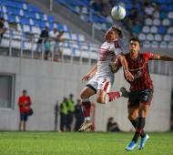 Copa Argentina por primera vez en San Nicolás con el empate de Defensores de Villa Ramallo y Douglas Haig