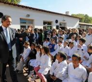 Luego del receso invernal, 127 instituciones educativas implementarán la iniciativa.