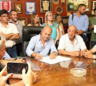 Secco reabrió la paritaria de Ensenada, aumentó en un 10% y llega al 37%