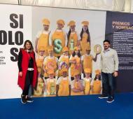 """La serie """"Si solo si"""", grabada íntegramente en Quilmes, en la Cumbre Global de discapacidad"""