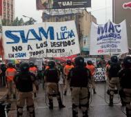 Fotos: @izquierdadiario
