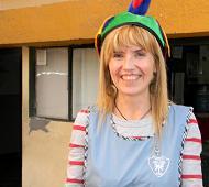 La docente asesinada en 2011.